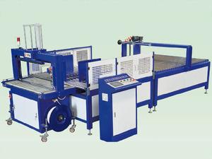 Full automatic PE strapping machine